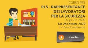 RLS 32 OTTOBRE 2020